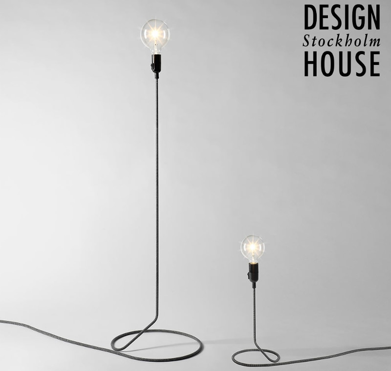 Cord Lamp Design House Stockholm